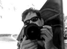 Picture of photojournalist Amnom Gutman
