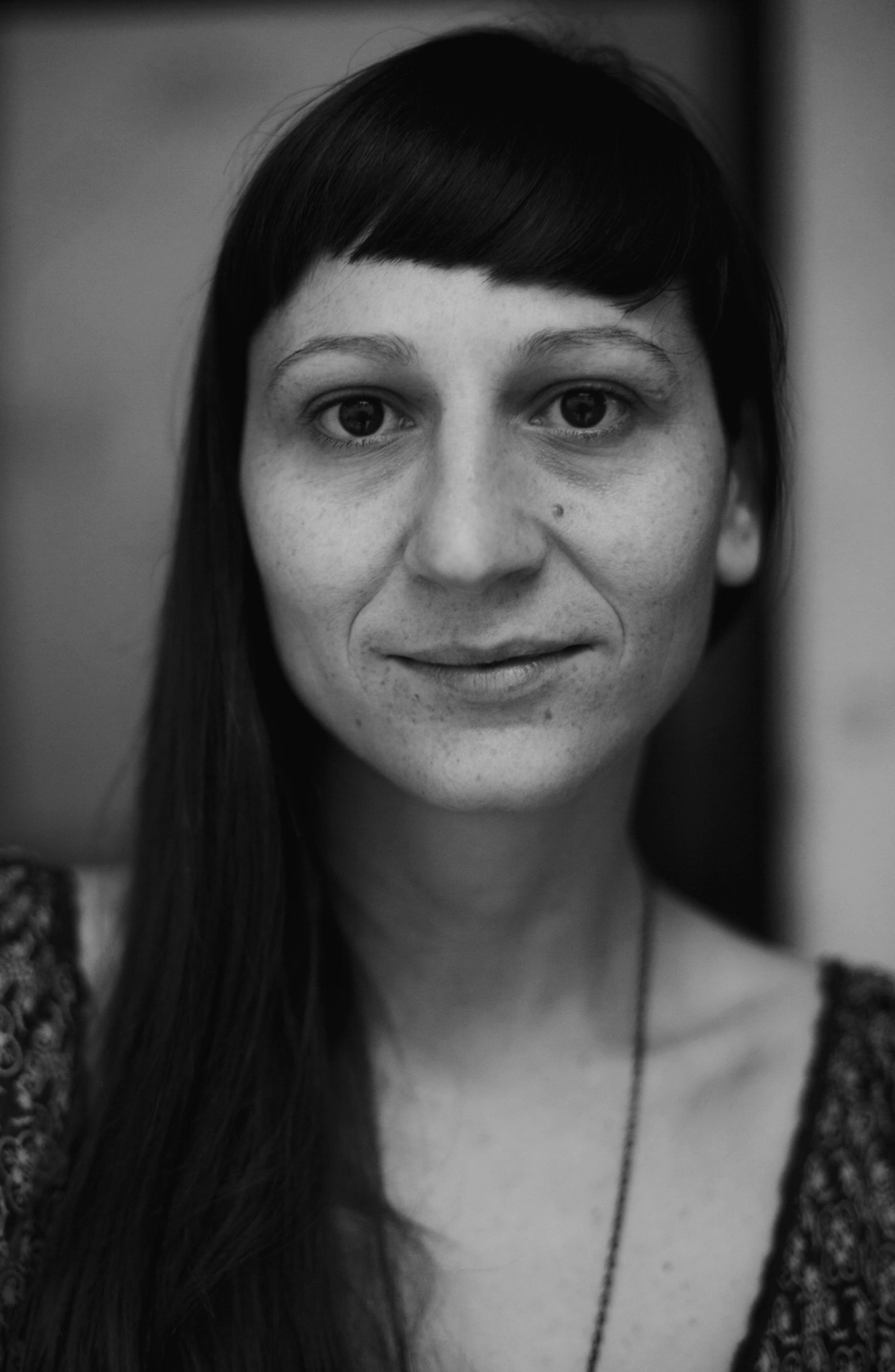 photograph of Myriam Meloni